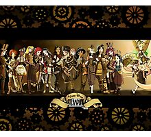 All Steampunk Disney Princess Photographic Print