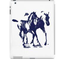 Arabian Mare & Foal Design iPad Case/Skin