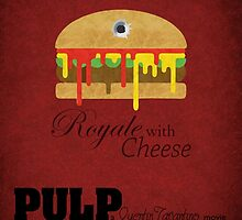 Pulp Fiction by DrBacon