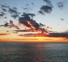 Sunrise in Bermuda 2 by Bumchkin