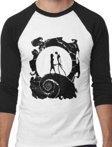 The nightmare  Men's Baseball ¾ T-Shirt