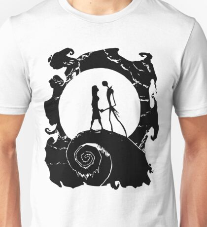 The nightmare  Unisex T-Shirt