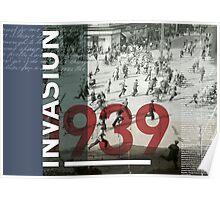 Invasion 1939 Poster