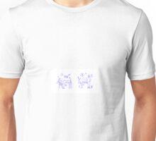 Happy Working Unisex T-Shirt
