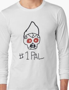 Robichris #1 Pal [RED EYES] Long Sleeve T-Shirt