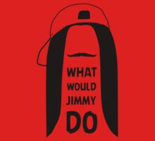 What Would Jimmy Do One Piece - Short Sleeve