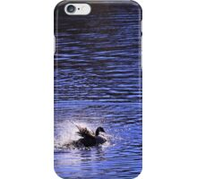 A Rest from Migration iPhone Case/Skin