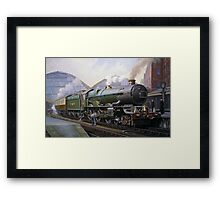 KG5 at Paddington Framed Print