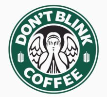 Weeping Angel of Original Starbucks Logo by Romantically
