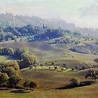 Tuscan Tapestry by Deborah Downes