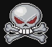 8 bit skull? T-Shirt