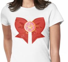 Sailor Moon Bow: Moon Prism Power, Make Up  Womens Fitted T-Shirt