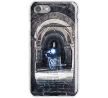 Between the Light and the Dark.  iPhone Case/Skin