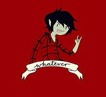 marshall lee - whatever by outer space