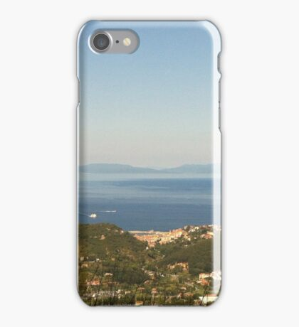 Across the sea iPhone Case/Skin