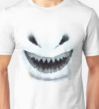 Doctor Who - Evil Snowman Unisex T-Shirt