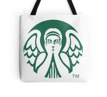 Starbucks Don't Blink Tote Bag