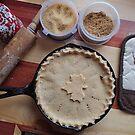 Blueberry Pie by Dawne Olson