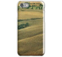 Shades of Fall-Tuscany iPhone Case/Skin