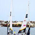 Sailing by Bumchkin