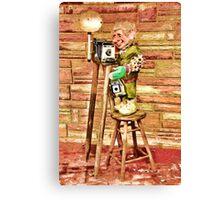 Gardner Village - Click Click Click Canvas Print