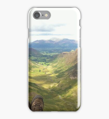 Dale Head, the Lake District iPhone Case/Skin