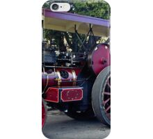 NZ Steam Fair - Red     iPhone Case/Skin