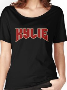Kylie Jenner Women's Relaxed Fit T-Shirt