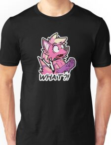 WHAT?! Unisex T-Shirt