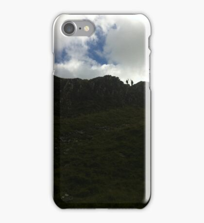 Greetings from the peak iPhone Case/Skin