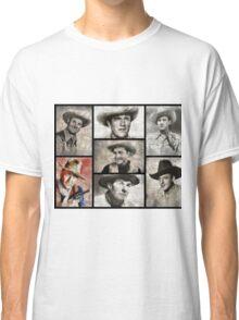 Classic Hollywood Cowboys Classic T-Shirt