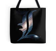 Spacey L Tote Bag