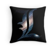 Spacey L Throw Pillow