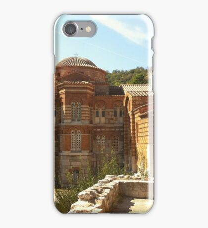 Byzantine Monastery iPhone Case/Skin