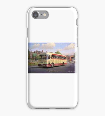 Cotswold tour 1959 iPhone Case/Skin