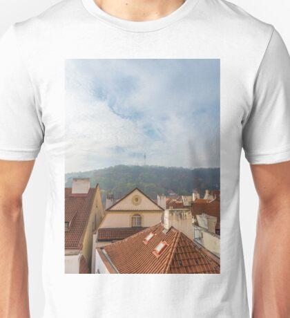 Petrin lookout tower, Prague Unisex T-Shirt