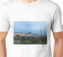 Prague Castle, Czech Republic Unisex T-Shirt