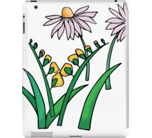 Flowers Compilation iPad Case/Skin
