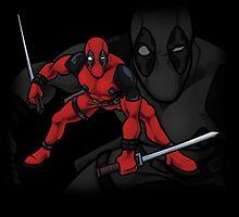 Deadpool the sword merc by Nano-designs