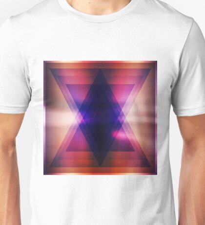 Purple Star Unisex T-Shirt
