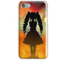 The Burning of the Versailles Witch (Danganronpa) iPhone Case/Skin