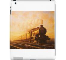 Up express to Paddington iPad Case/Skin