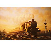 Up express to Paddington Photographic Print