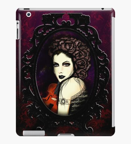 Gothic Girl iPad Case/Skin