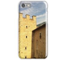 Castle Thun, North Italy iPhone Case/Skin