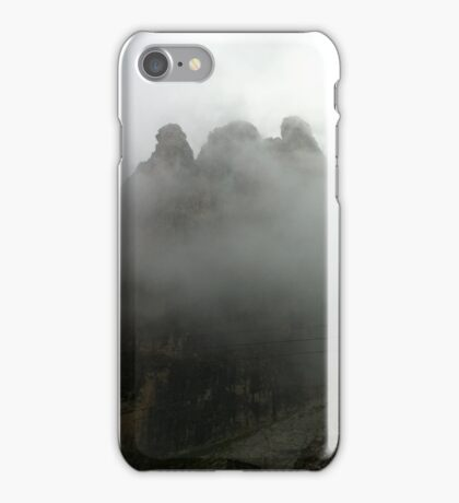 Mysterious Peaks iPhone Case/Skin