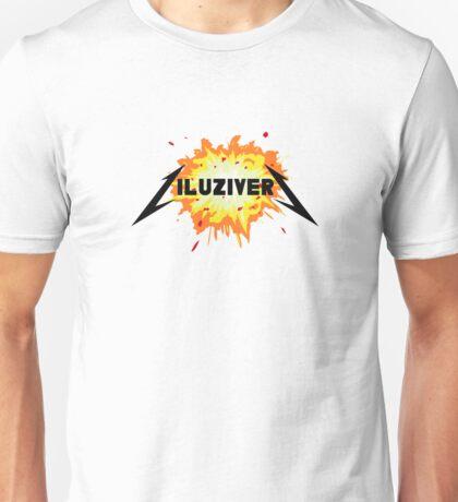 LIL UZI VERT LOGO FIRE / EXPLOSION ART Unisex T-Shirt