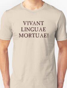 Long Live Dead Languages - Latin T-Shirt