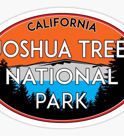JOSHUA TREE NATIONAL PARK CALIFORNIA HIKING CAMPING BIKING 2 Sticker