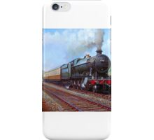 GWR 2.8.0 on Whiteball bank. iPhone Case/Skin